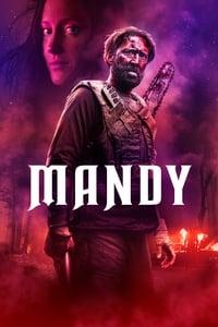 copertina film Mandy 2018