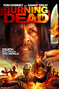 copertina film The+Burning+Dead 2015
