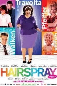 copertina film Hairspray+-+Grasso+%C3%A8+bello 2007