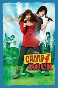copertina film Camp+Rock 2008