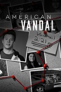 copertina serie tv American+Vandal 2017