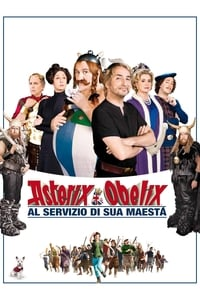 copertina film Asterix+%26+Obelix+al+servizio+di+sua+Maest%C3%A0 2012