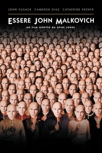 copertina film Essere+John+Malkovich 1999