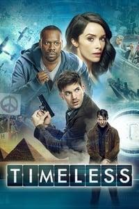 copertina serie tv Timeless 2016