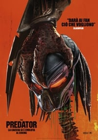 copertina film The+Predator 2018