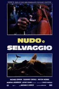copertina film Nudo+e+selvaggio 1985