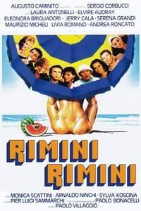 copertina film Rimini+Rimini 1987