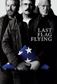 copertina film Last+Flag+Flying 2017