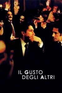 copertina film Il+gusto+degli+altri 2000
