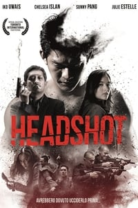 copertina film Headshot 2016