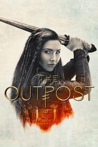 copertina serie tv The+Outpost 2018