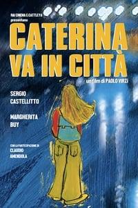 copertina film Caterina+va+in+citt%C3%A0 2003