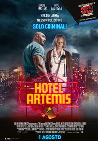 copertina film Hotel+Artemis 2018