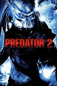 copertina film Predator+2 1990