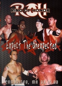 ROH Expect The Unexpected