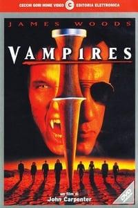 copertina film Vampires 1998