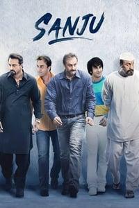 copertina film Sanju 2018