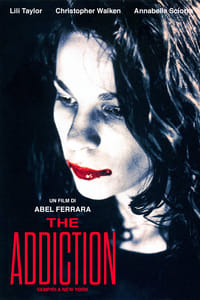 copertina film The+Addiction+-+Vampiri+a+New+York 1995