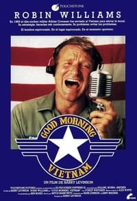 copertina film Good+Morning%2C+Vietnam 1987
