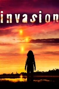copertina serie tv Invasion 2005