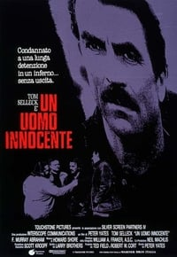 copertina film Un+uomo+innocente 1989