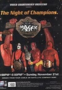 WCW Mayhem 1999