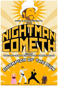 The Nightman Cometh - Live!