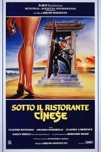 copertina film Sotto+il+ristorante+cinese 1987