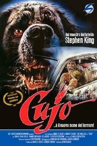 copertina film Cujo 1983
