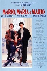 copertina film Mario%2C+Maria+e+Mario 1993