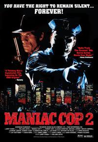 copertina film Maniac+cop+-+Il+poliziotto+maniaco 1990