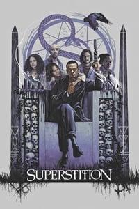 copertina serie tv Superstition 2017