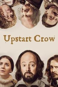 copertina serie tv Upstart+Crow 2016
