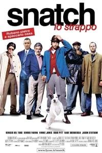 copertina film Snatch+-+Lo+strappo 2000