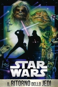 copertina film Il+ritorno+dello+Jedi 1983