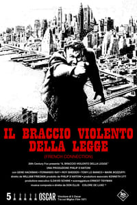 copertina film Il+braccio+violento+della+legge 1971