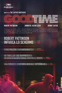 copertina film Good+time 2017