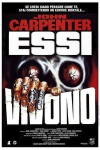 copertina film Essi+vivono 1988