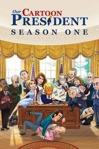 Our Cartoon President S01E08