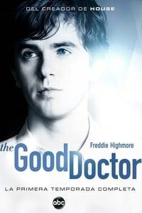 copertina serie tv The+Good+Doctor 2017