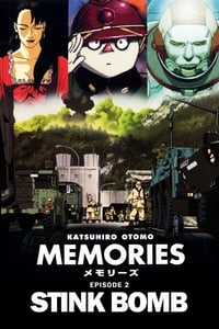copertina film Memories+-+Stink+Bomb+%28Episode+2%29 1995