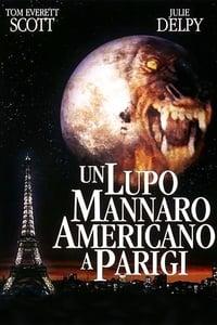 copertina film Un+lupo+mannaro+americano+a+Parigi 1997