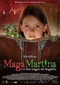 copertina film Maga+Martina+e+il+libro+magico+del+Draghetto 2009