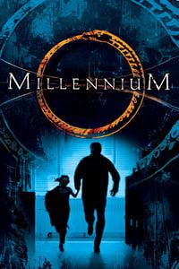 copertina serie tv Millennium 1996