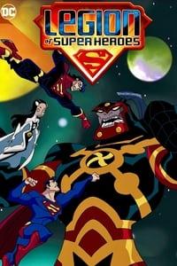 copertina serie tv Legion+of+Super+Heroes 2006