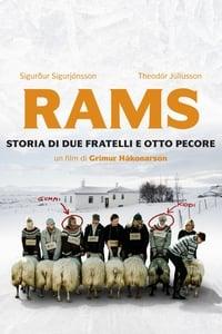 copertina film Rams+-+Storia+di+due+fratelli+e+otto+pecore 2015