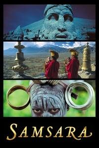 copertina film Samsara 2011