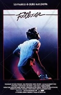 copertina film Footloose 1984
