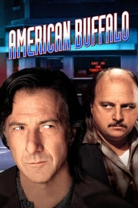 Американский бизон - постер