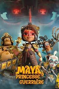 Maya, princesse guerrière (2021)